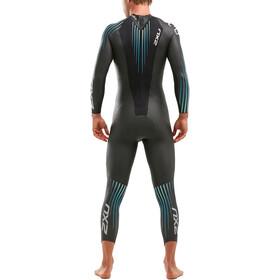 2XU P:1 Propel Wetsuit Men black/blue ombre